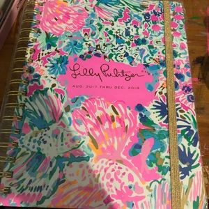 Lilly Pulitzer Accessories - Lilly Agenda
